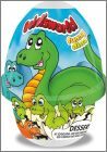 Kid'sworld Funny Dino - Yaourts Dairy4fun + surprise 2014