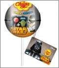 Star Wars 7 - Sucettes Chupa Chups + 12 Figurines pour stylo