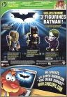 Batman - Figurines - Céréales Nestlé - 2008