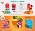 Joue à l'artiste avec Happy - Happy Meal - Mc Donald - 2015