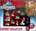 Jurassic World - 10 Fèves Brillantes - Simply market - 2016