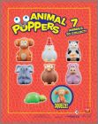 Animaux Poppers - 7 figurines Eurogift  - 2012