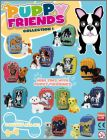 Puppy Friends - serie 1 - 12 figurines  Eurogift - 2015