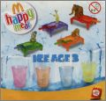 Age de glace 3 - Happy Meal - Mc Donald 2009
