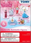 Cendrillon - Disney Princess - Buildable Figures - Tomy 2016