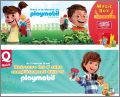 Playmobil - Magic Box - Menu Top Quick - 2016