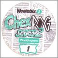 Chex POG - Series 2 - Waddingtons - Weetabix - 1994