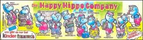 Die Happy Hippo Company - kinder surprise - Allemagne