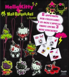 Hello Kitty and Mad Barbarians - Sanrio