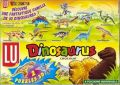 10 Dinosaures Puzzles 3D - Dinosaurus (magnets)