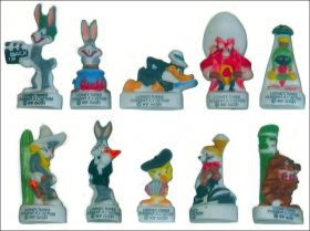 Looney Tunes Action - Fèves Mates - 2004
