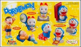 Doraemon - Magic Kinder Surprise