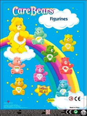 Care Bears - Les bisounours - Figurines