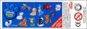 Animals Friends - Disney - Zaini