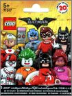The Batman movie Mini figurines Lego 71017 - Janvier 2017