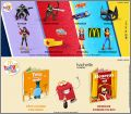 DC Super Hero Girls/Justice League Happy Meal Mc Donald 2017