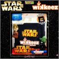 Star Wars Disney 20 Figurines Wikkeez Series 1 Vivid - 2016