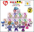 Ty Beanie Mini Boos collectibles - series 2 -  2017