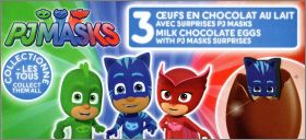 PJMASKS - oeuf surprise Bon Bon Buddies - 2019