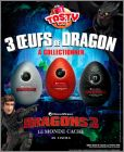 Dragons 3 - KFC - Menu Tasty- 2019