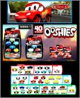 Cars 3 - Series 1 - 40 Figurines - Ooshies  - Headstart 2017