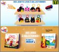 La Grande Aventure Lego 2 - Happy Meal - Mc Donald - 2019