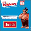 Ralph 2.0 - Disney - Menu Petits Fluncheurs - Flunch - 2019