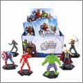 Marvel Avengers Assemble - 6 Figurines Comansi