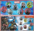 Avengers: Endgame Marvel - Kinder Joy EN525 à EN532 - 2019