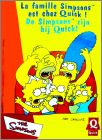 The Simpsons - 4 Auto tamponneuses  Magic Box - Quick - 1998