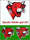 2 magnets La Vache qui rit - 1999