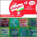 Cool/Warm - 8 Magnets - mini Babybel - Allemagne - 2005
