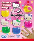 Hello Kitty  - Chunky Fashion Rings - Tomy