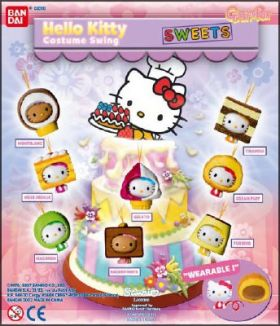 Hello Kitty Costume Swing - Sweets