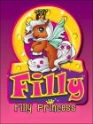 Filly Princess  - Figurines + sa carte - Simba