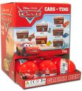 Cars in tins - Disney - Pixar - Tomy