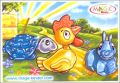 Animaux de la Ferme - Kinder Surprise - C99 à C101