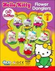 Hello Kitty  Flower dangler- Tomy