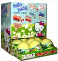 Hello Kitty  Charm in Tins -  Gacha Box