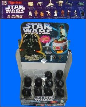 Star Wars Tombola  - Figurines et vaisseaux