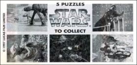 Star Wars Tombola  - Puzzles