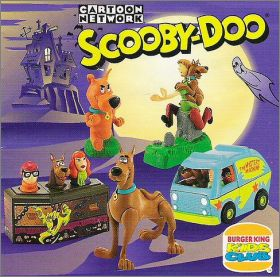 Scooby Doo (Scoubidou) - Burger King