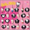 Hello Kitty - Mini figurines et badges