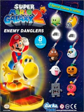 Mario Galaxy 2 - Nintendo - Enemy Danglers - Tomy
