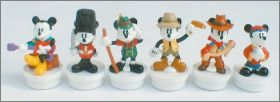 Mickey - Disney - Toppers Smarties -1998