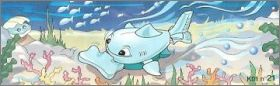 Requin marteau - Kinder surprise - K01-21