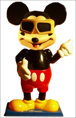 Mickey - Disneyland Paris - Happy Meal - Mc Donald - 1999