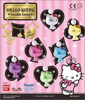 Hello Kitty Twinkle Swing - Sanrio