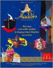 Aladdin - Figurines Happy Meal - Mc Donald - 1995