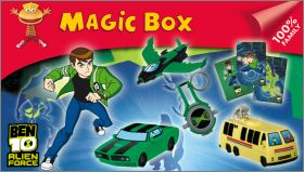 Ben 10 - Alien Force - Magic Box Quick - 2011